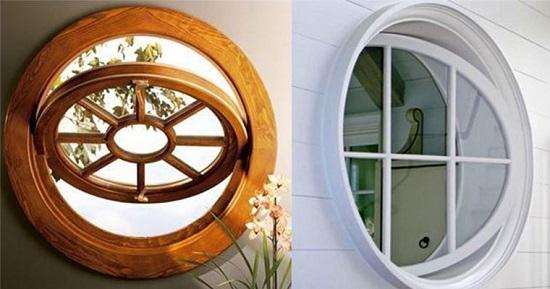 ویژگی های پنجره دوجداره محوری