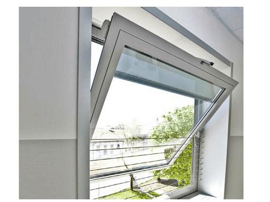قیمت پنجره دوجداره محوری