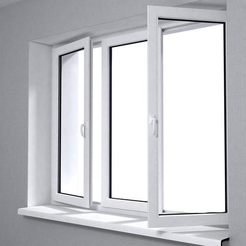 پنجره دوجداره تک حالته