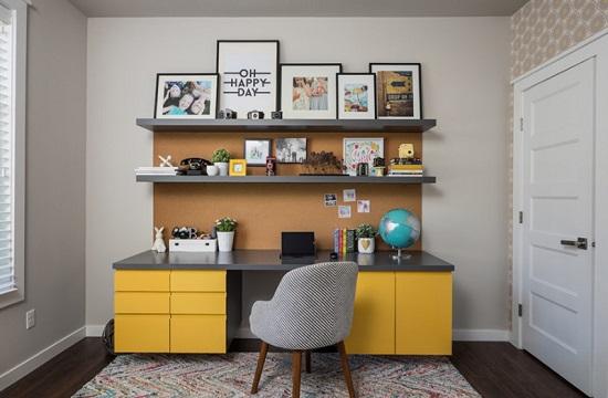طراحی محل کار در خانه
