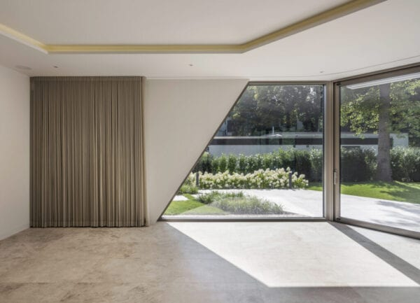 روش های طراحی فضا با پنجره