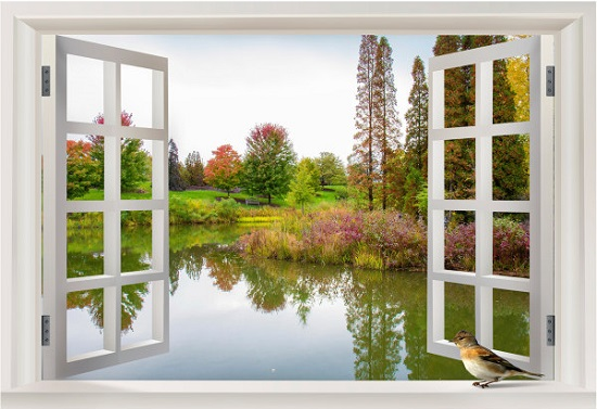 پنجره مجازی